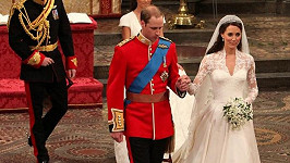 Svatba Kate a Williama vstoupila mezi legendy i díky vůni nevěsty.