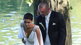 Vlaďka Erbová prozradila detaily o svatbě s Tomášem Řepkou.