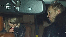 Calvin Harris a Taylor Swift
