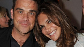 Ayda Field s Robbie Williamsem.