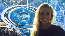 Lucie Borhyová si nenechala ujít SuperStar.