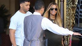 Ciara s manželem budou co nevidět chovat.