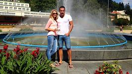 Michal Janotka a Sandra Parmová