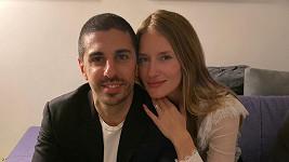 Linda Vojtová se zasnoubila.