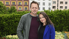Jan Kříž s manželkou Marií
