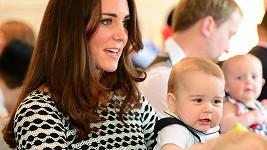 Vévodkyně Catherine by měla porodit v dubnu příštího roku.