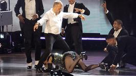 Madonna přichystala Nortonovi přivítání ve svém stylu...