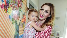 Eva Amurri s dcerkou Marlow