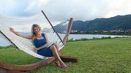 Štefánková si vybudovala na Seychelských ostrovech druhý domov.
