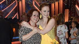 Marie Doležalová s maminkou