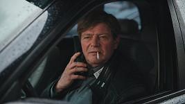 Leoš Noha je bez řidičáku, přesto sedl za volant.