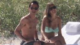 Marc Anthony a modelka Shannon De Lima spolu randí od ledna.