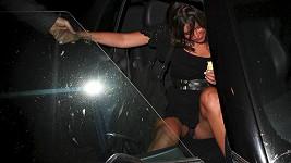 Přemíra alkoholu s dámou nikdy nejdou dohromady.