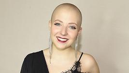 Anna Julie Slováčková bojuje s rakovinou.