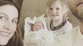 Klára Vytisková se včera stala dvojnásobnou maminkou.
