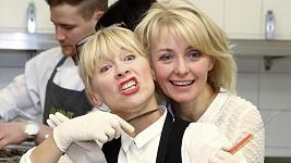 Dana Batulková a Veronika Žilková
