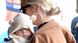Ashlee Simpson s dcerou Jagger