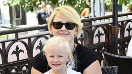 Tereza s dcerou Laurou