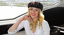 Nikol Moravcová si oblečení na jachtu vypůjčila.