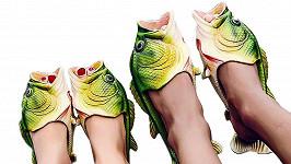 rybí boty