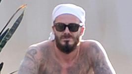 David Beckham jako zálesák dneška