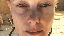Jitka Schneiderová bez make-upu