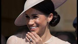 Meghan Markle coby vévodkyně ze Sussexu