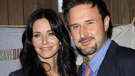 Courteny Cox a David Arquette