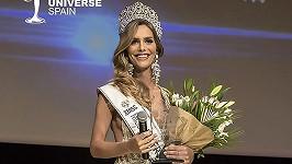 Angela Ponce se v červnu stala Miss Španělska.