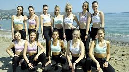 Finalistky České Miss a Slovenské Miss Universe 2019