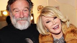 Oba sršeli humorem a dokázali vykouzlit usměv. Teď jsou na pravdě boží.