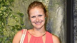 Kristýna Badinková Nováková se stala potřetí maminkou.