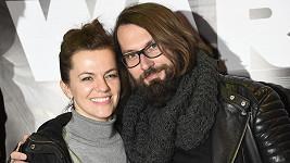 Marta Jandová s manželem