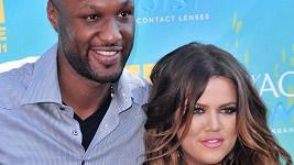 Khloé stála za Lamarem v těžkých chvílích.