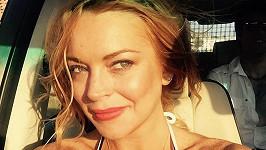Lindsay Lohan si nepotrpí na pravidla.