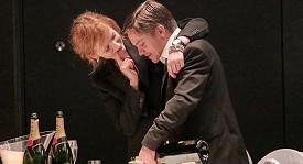Nejvíc oslavovala Geislerová s oceněným Jirkou Mádlem.
