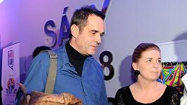 Miroslav Etzler a Vilma Cibulková