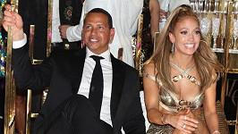 Alex Rodriguez slavil narozeniny několik dní po Jennifer Lopez.
