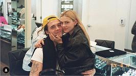 Brooklyn Beckham prožívá intenzivní vztah s Nicolou Peltz.