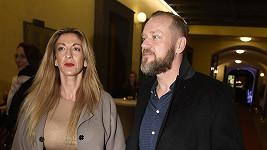 Filip Blažek s manželkou Johanou