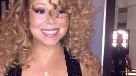 Mariah Carey dostala diamantové srdce...