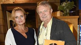 """""""Netuším, proč můj manžel tvrdí, že spolu žijeme,"""" říká Jana Adamcová."""