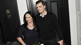 Hana Gregorová a Ondřej Koptík. Je to prý velká láska!