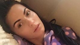 Eliška Bučková bez make-upu
