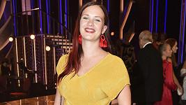 Kristýna Leichtová porodila druhou dcerku doma.