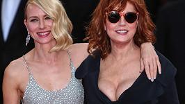 Susan s Naomi Watts na premiéře Hry peněz