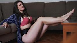 Lucija Lugomer (22) ze Záhřebu
