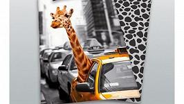 upoutavka žirafa