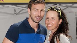 Petr Koukal a Lucie Šilhánová