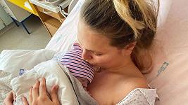 Tereza Fajksová je dvojnásobnou maminkou
